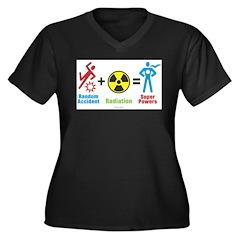 Super Powers Plus Size T-Shirt