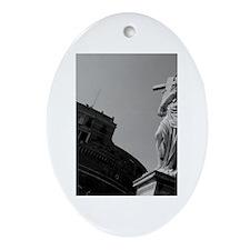 Castel Sant'Angelo, Rome Oval Ornament