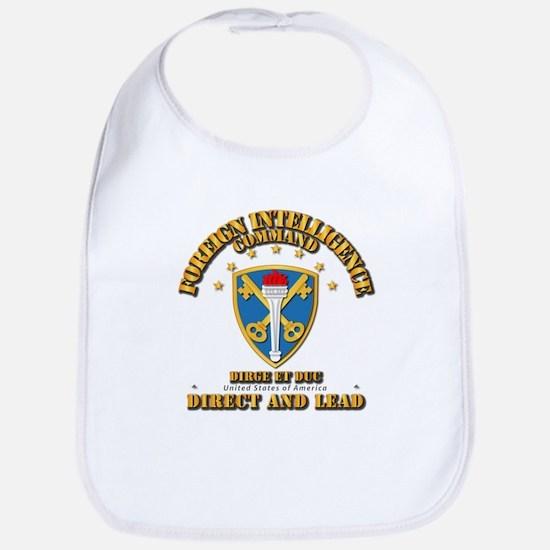 Foreign Intelligence Command - SSI Bib