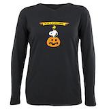 Peanuts halloween Long Sleeves