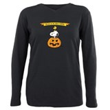 Peanuts halloween Plus Size Long Sleeves