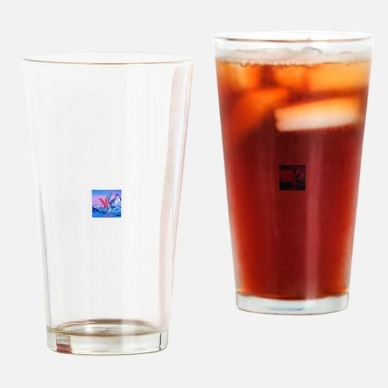 Vk Clan Logo Drinking Glass