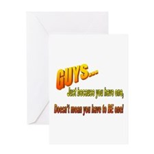 The Mr. V 146 Shop Greeting Card