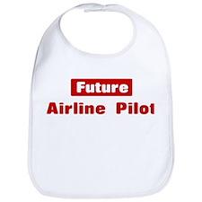 Future Airline Pilot Bib