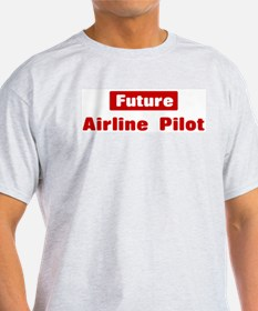 Future Airline Pilot T-Shirt