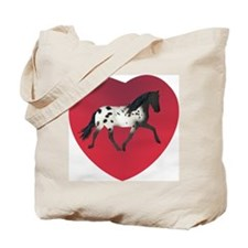 Love Walkaloosa Tote Bag