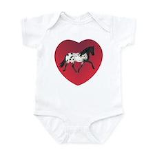 Love Walkaloosa Infant Bodysuit