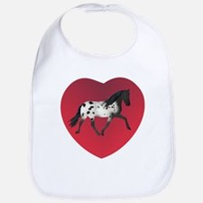 Love Walkaloosa Bib
