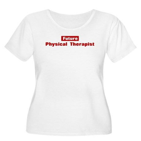 Future Physical Therapist Women's Plus Size Scoop