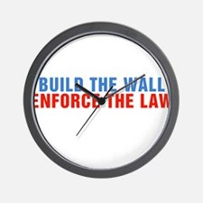 Build The Wall Enforce The Law Donald Trump Wall C