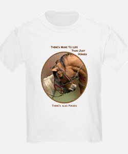 Also Ponies - T-Shirt