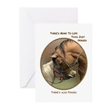 Also Ponies - Greeting Cards (Pk of 10)