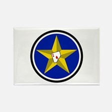 111th Fighter Squadron Rectangle Magnet (10 pack)