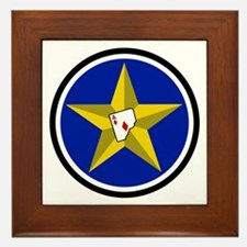 111th Fighter Squadron Framed Tile