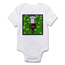 Anti Green Mic Infant Bodysuit