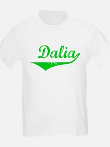 Dalia Vintage (Green) T-Shirt