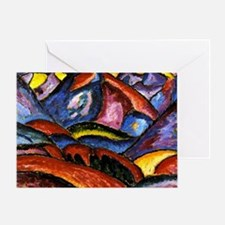 Fauvism Greeting Card
