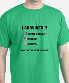 Survived T-Shirt