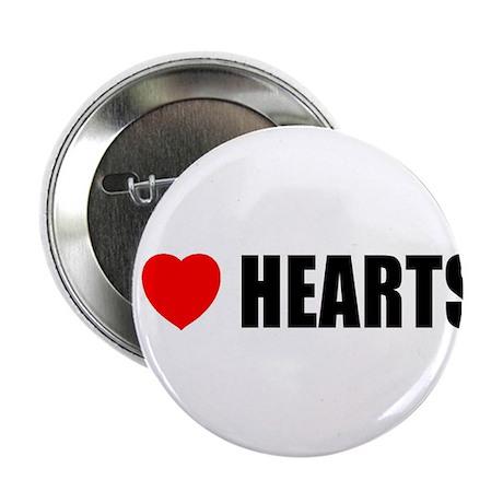 """I Love Hearts 2.25"""" Button"""