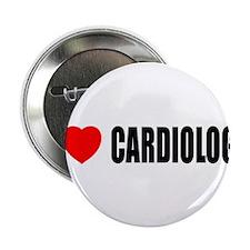 "I Love Cardiology 2.25"" Button"