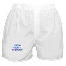 World's Greatest Cardiologist Boxer Shorts