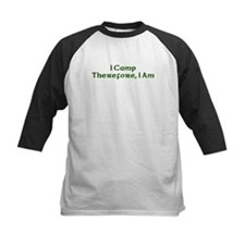 I Camp Therefore I Am Tee