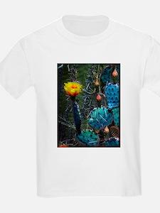 Yellow Prickly Pear Cactus T-Shirt