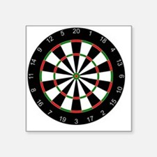 dart board Sticker