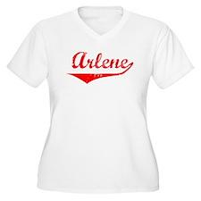 Arlene Vintage (Red) T-Shirt