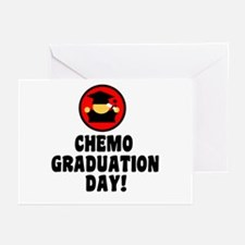 Chemo Graduation Day Greeting Cards (Pk of 10)