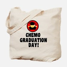 Chemo Graduation Day Tote Bag