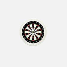 Dart Board Mini Button