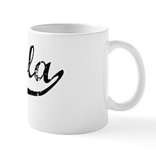 Fabiola Vintage (Black) Coffee Mug