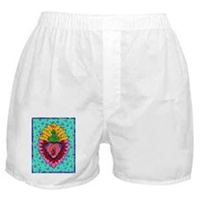 Pink Guadalupe Milagro Boxer Shorts