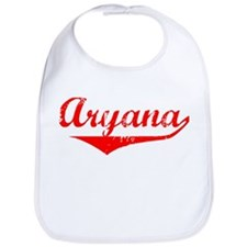 Aryana Vintage (Red) Bib