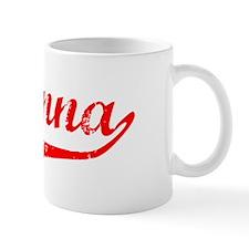 Aryanna Vintage (Red) Mug