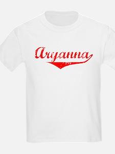 Aryanna Vintage (Red) T-Shirt