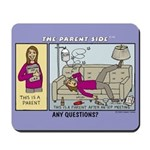 Any Questions? Mousepad