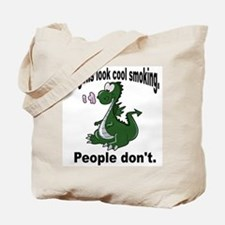 People don't. Tote Bag