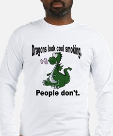 People don't. Long Sleeve T-Shirt