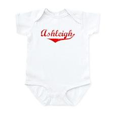 Ashleigh Vintage (Red) Onesie