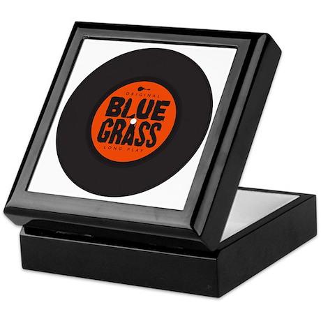bluegrass LP Keepsake Box