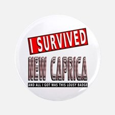 I Survived New Caprica Badge Button