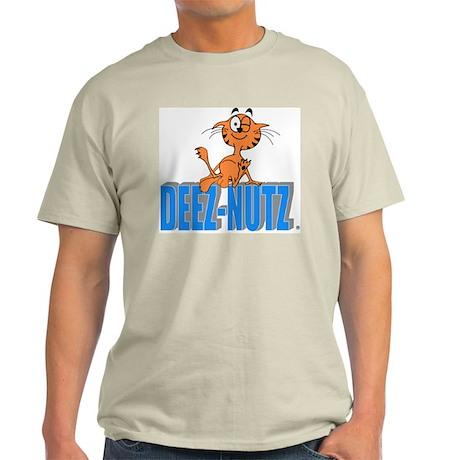 Small Orange Cat Light T-Shirt