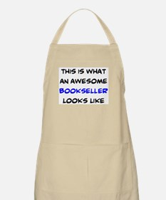 awesome bookseller Apron