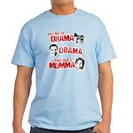 Say no to Drama, Obama, Chelsea's Mama Light T-Shi