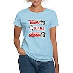 Say no to Drama, Obama, Chelsea's Mama Women's Lig