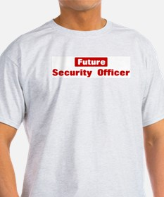 Future Security Officer T-Shirt