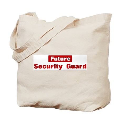 Future Security Guard Tote Bag