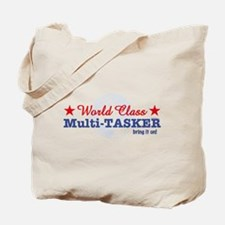 World Class Multi-Tasker Tote Bag